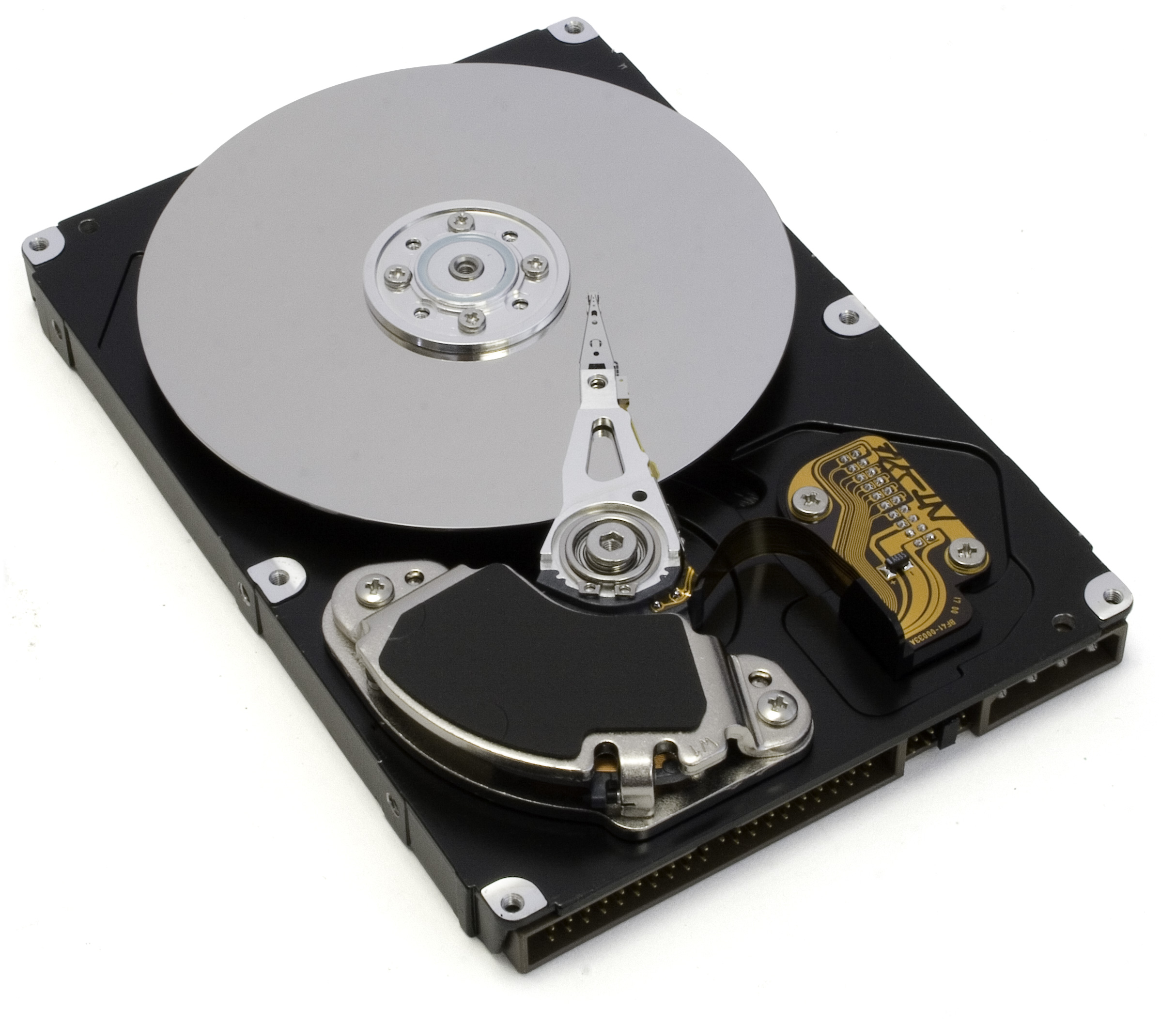 hard drive data recovery:
